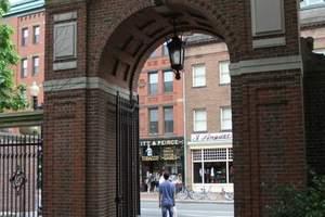 美国修学夏令营17日|参观哈佛、麻省、耶鲁、哥伦比亚大学