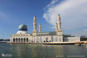 香港到汶莱、沙巴五日海岛假期品质游|沙巴、文莱两国游