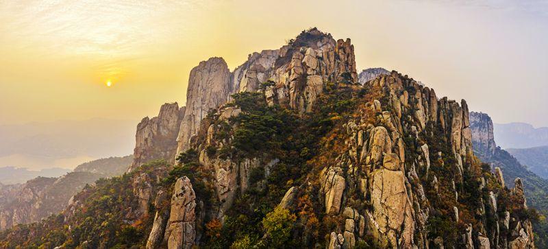 烟台天崮山景区套票(门票 观光车)_天崮山旅游风景区