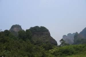 东坪湖铜钟寨一天游