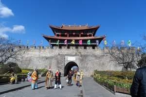 北京去云南旅度假 昆明 大理 丽江 西双版纳 四飞 八日游