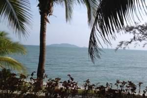 去海南旅游超高性价比/夜游三亚湾天涯海角/逸享海双飞6日游