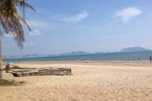 惠州出发 海南三亚悠游海岸天涯海角 分界洲岛 双飞四天纯玩团