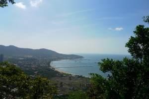 亲子宝贝海南5日游_分界洲、南山、槟榔谷、猴岛亲子互动旅游团