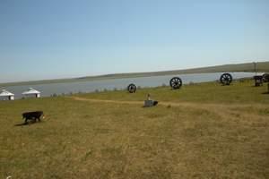 夏季到内蒙古大草原骑马_希拉穆仁草原1日游