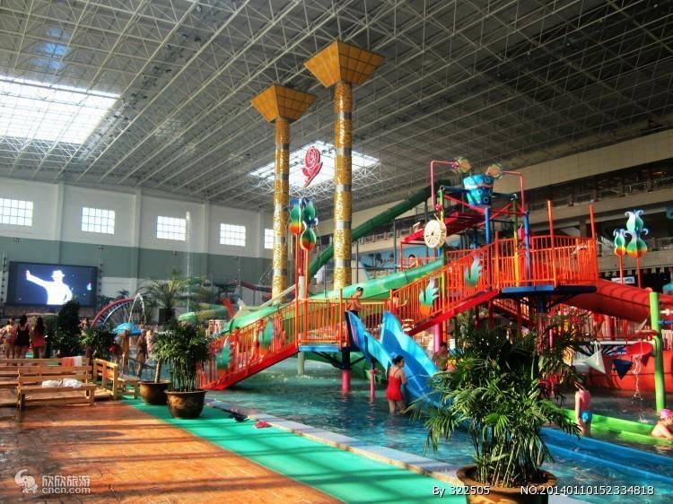 蘇州到杭州灣夢幻樂園水上世界室內恒溫水上樂園一日游(團隊線)