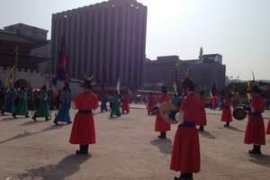 长春-丹东-韩国首尔+济州岛双船双飞8日游