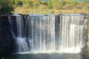 北京到长白山旅游:朝鲜民俗村、长白山、吊水楼瀑布双卧5日