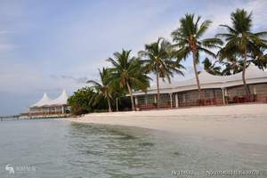 马尔代夫旅游报价_马尔代夫哈库拉岛自由行5钻岛4晚6日游