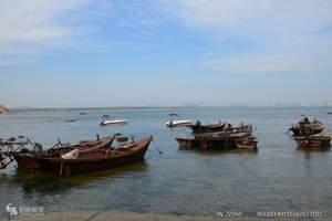 沈阳到白沙湾黄金海岸二日游、辽宁省内哪个海边好
