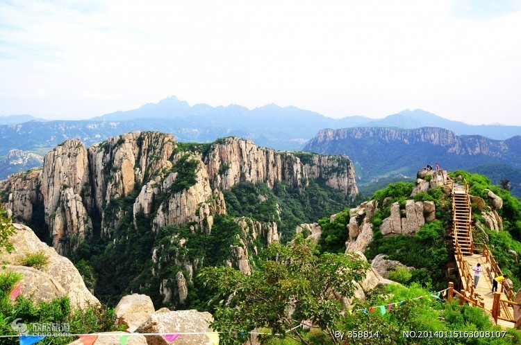 天崮山旅游风景区