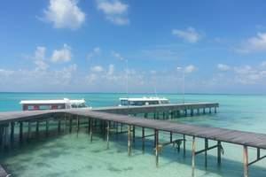 从呼和浩特到马尔代夫Medhufush 曼德芙仕岛 水飞七天