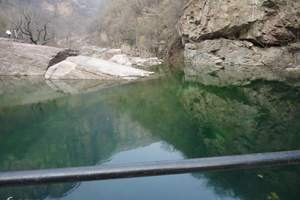 企业员工旅游方案  云台山红石峡潭瀑峡双汽三日