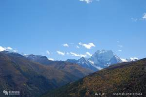 四姑娘山 甲居藏寨 色达  若尔盖7日自驾游 川西小环线自驾