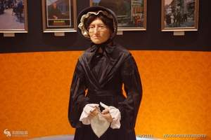 上海杜莎夫人蜡像馆