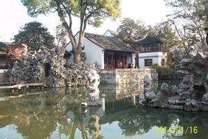 上海到苏州旅游 苏州园林〈狮子林线〉一日游 W2