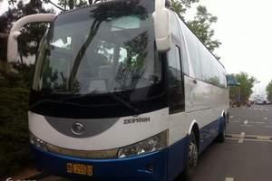 37座空调旅游大巴租车