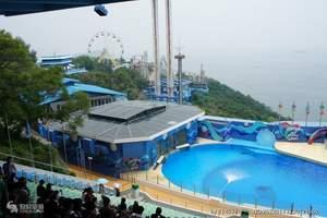 香港、澳门和珠海四晚五天游(海洋公园+迪士尼)港澳特价游