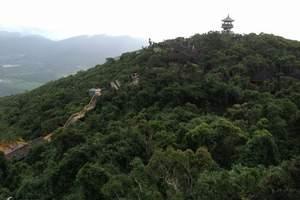 海南非常阳光五日游 包含天堂公园、蜈支洲岛、南山寺住四星酒店