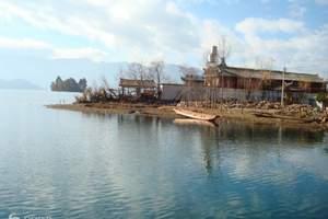 广元到丽江-泸沽湖(360度大环湖游)双飞5日游旅游线路价格