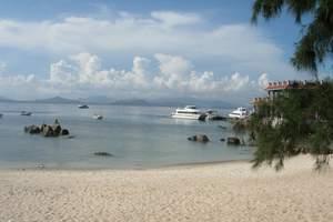 海南旅游业 海南旅游岛 桂林到海南三亚5日游性价比之王