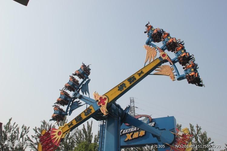 保定到北京欢乐谷一日游  保定到北京欢乐谷旅游