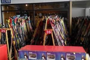 东北亚滑雪场一日游=/戏雪有哪些/【沈阳出发纯玩团】