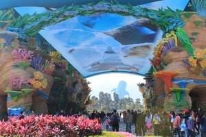 珠海横琴长隆海洋王国一天游 含门票来回接送车费 珠海长隆旅游