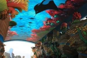 深圳去珠海洋王国百万葵园2日游,海洋王国亲子游、海洋王国门票