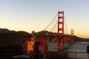 郑州到美国东西海岸+旧金山+17英里海岸+夏威夷15日游