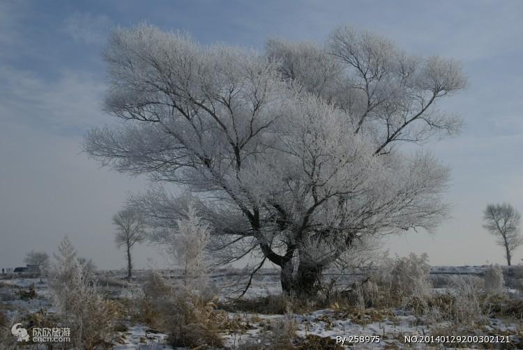 吉林雾凇岛、长白山、松花湖冬捕、雪乡、亚布力、哈尔滨双卧7日