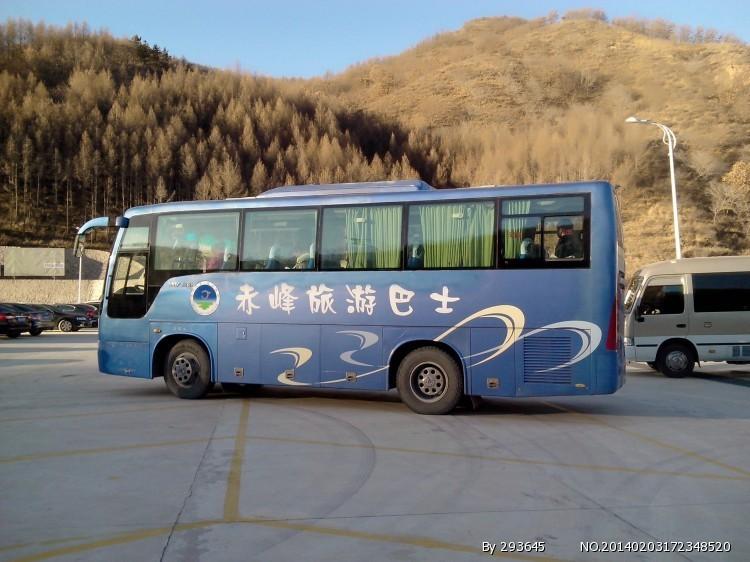 赤峰旅游巴士:22-53座旅游巴士