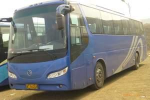 南昌租车服务,37座空调旅游车租车,旅游车包车