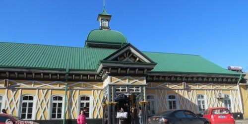 旅顺火车站