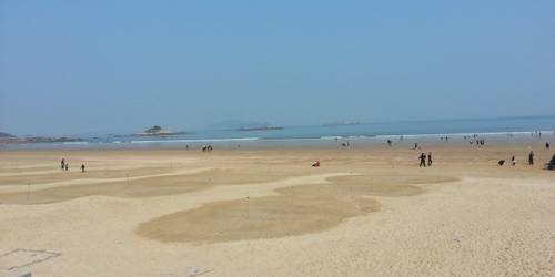龙凤头沙滩