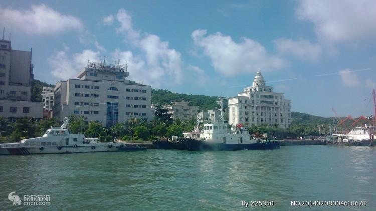 海钓天堂—珠海桂山岛自由行
