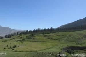 甘南桑科草原