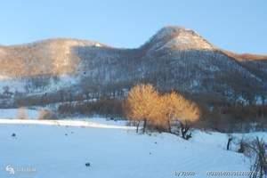 哈尔滨-亚布力滑雪-雪乡穿越-镜泊湖-长白山-雾凇岛双飞7日