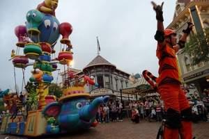 合肥到上海迪士尼跟团游_上海迪士尼、外滩夜游黄浦江双高三日游