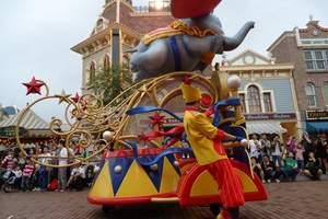 港澳四天游 深圳到香港旅游 香港迪士尼乐园、澳门四日游