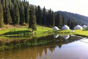 新疆晨报国旅--喀纳斯、五彩滩、禾木、可可托海纯玩双卧六日游