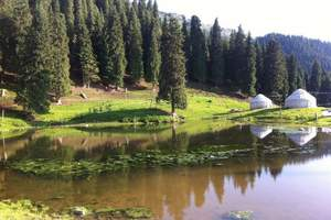 新疆天山天池、吐鲁番、喀纳斯湖八日游散客天天发团