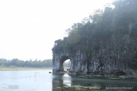 去桂林旅游,青岛出发去桂林漓江,阳朔银子岩,住金钟山双飞5天