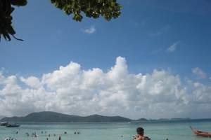 【3U·川航】<甲米普吉岛莱莉岛7日5晚>莱莉岛五星海边别墅