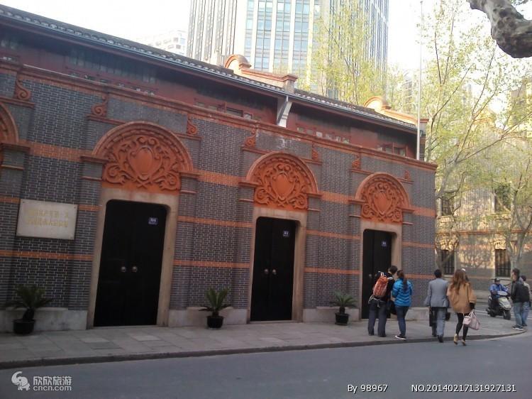 上海一大会址
