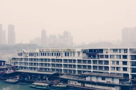 长江三峡涉外游船-美国维多利亚系列【凯莎号五星】三峡4日游