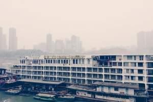 长江三峡涉外游船-美国维多利亚系列【凯珍号挂五星】三峡4日游
