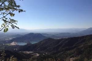 昌平莽山国家森林公园+十三陵水库+莽山天池景区秋季休闲一日游