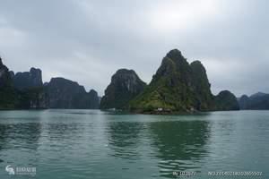 越南下龙湾河内双飞6日游线路报价|西安到越南旅游预订|安子山