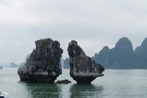 北海到越南下龙湾三天二晚世界遗产游(护照)